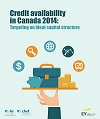 Credit availability in Canada 2014